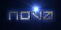Font Delta Ray Nova Logo Preview