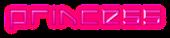 Font Delta Ray Princess Logo Preview