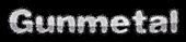Font Dephunked Gunmetal Logo Preview