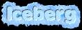 Font Dephunked Iceberg Logo Preview