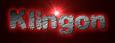 Font Dephunked Klingon Logo Preview