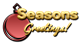 Font Dephunked Seasons Greetings Logo Preview