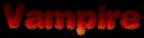 Font Dephunked Vampire Logo Preview