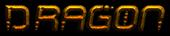 Font Despair Dragon Logo Preview