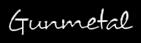 Font Desyrel Gunmetal Logo Preview