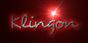 Font Desyrel Klingon Logo Preview