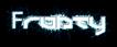 Font Detroit 3k Frosty Logo Preview