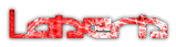 Font Detroit 3k Lasers Logo Preview