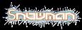 Font Detroit 3k Snowman Logo Preview