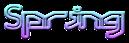 Font Detroit 3k Spring Logo Preview