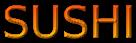 Font Detroit 3k Sushi Logo Preview