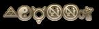 Font Devil Inside Glossy Logo Preview