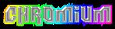 Font Dimitri Chromium Logo Preview