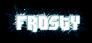 Font Dimitri Frosty Logo Preview