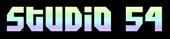 Font Dimitri Studio 54 Logo Preview