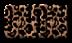 Font Diner Skinny Cheetah Logo Preview