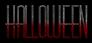 Font Diner Skinny Halloween Logo Preview