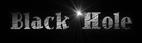 Font Ding-DongDaddyO Black Hole Logo Preview