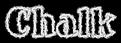 Font Ding-DongDaddyO Chalk Logo Preview