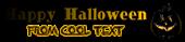 Font Ding-DongDaddyO Halloween Symbol Logo Preview