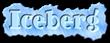Font Ding-DongDaddyO Iceberg Logo Preview