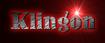Font Ding-DongDaddyO Klingon Logo Preview