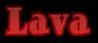 Font Ding-DongDaddyO Lava Logo Preview