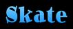 Font Ding-DongDaddyO Skate Logo Preview