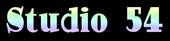 Font Ding-DongDaddyO Studio 54 Logo Preview