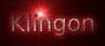 Font Diwani Letter Klingon Logo Preview