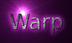 Font Diwani Letter Warp Logo Preview