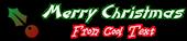 Font DomoAregato Christmas Symbol Logo Preview