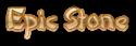 Font DomoAregato Epic Stone Logo Preview