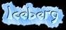 Font DomoAregato Iceberg Logo Preview