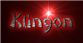 Font DomoAregato Klingon Logo Preview