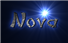 Font DomoAregato Nova Logo Preview