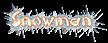 Font DomoAregato Snowman Logo Preview