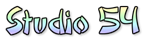 Font DomoAregato Studio 54 Logo Preview