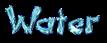Font DomoAregato Water Logo Preview