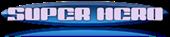 Super Hero Button Logo Style