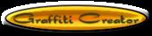 Graffiti Creator Button Logo Style