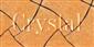 Font DubielPlain Crystal Logo Preview