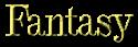 Font DubielPlain Fantasy Logo Preview