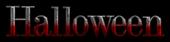 Font DubielPlain Halloween Logo Preview