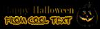 Font DubielPlain Halloween Symbol Logo Preview