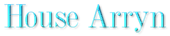 Font DubielPlain House Arryn Logo Preview