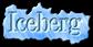 Font DubielPlain Iceberg Logo Preview