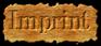 Font DubielPlain Imprint Logo Preview