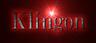 Font DubielPlain Klingon Logo Preview