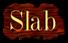 Font DubielPlain Slab Logo Preview